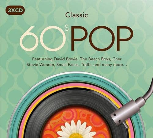 Various<br>Classic 60s Pop<br>3CD, Comp
